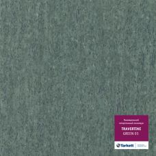 Tarkett Travertine Green 01 Линолеум